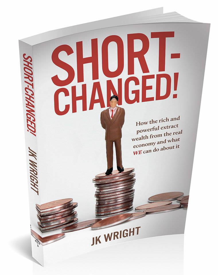 Short-Changed! by JK Wright